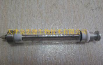出售3100测序仪配件------大玻璃注射器