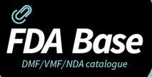 美国FDA BASE-FDA相关信息数据库