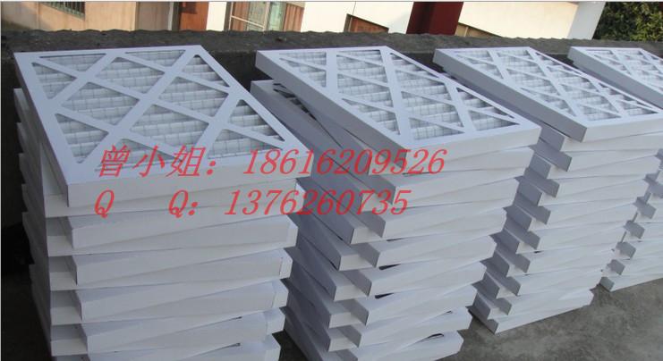 西安阿尔西空调过滤网指定生产厂家-G4纸框过滤器