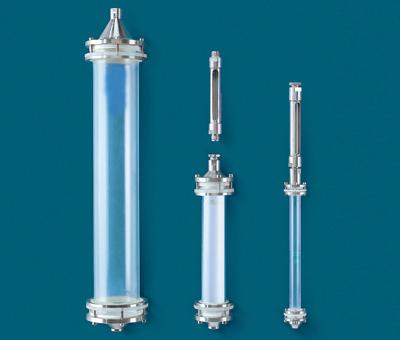 中高压玻璃制备色谱柱/特制玻璃层析柱