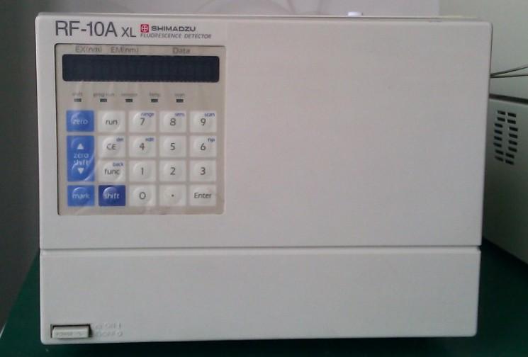 岛津RF-10AXL二手荧光检测器