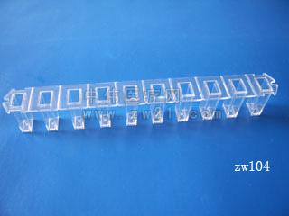 宝灵曼10孔生化仪比色杯