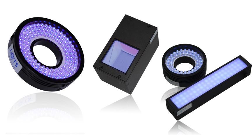 紫外UV光源 紫外UV LED光源 紫外UV环形光源