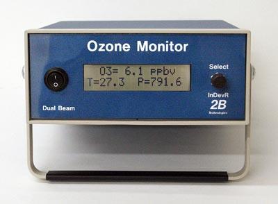 美国2B Model 205臭氧分析仪 臭氧检测仪