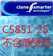 中美泰和独家代理美国CloneSmarter品牌-最TOP的TOPO克隆载体-适用于平末端片段的克隆 Amp抗性
