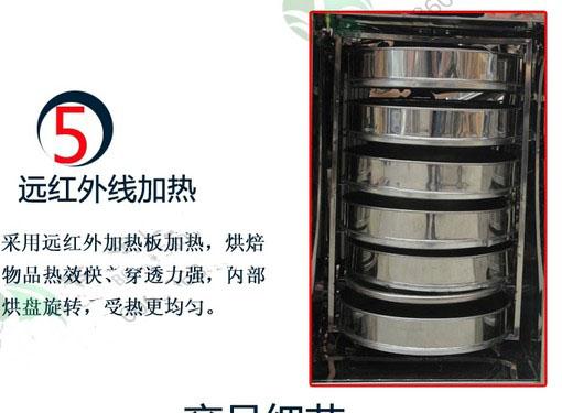 小型中药材烘干机价格厂家多少钱哪里有卖