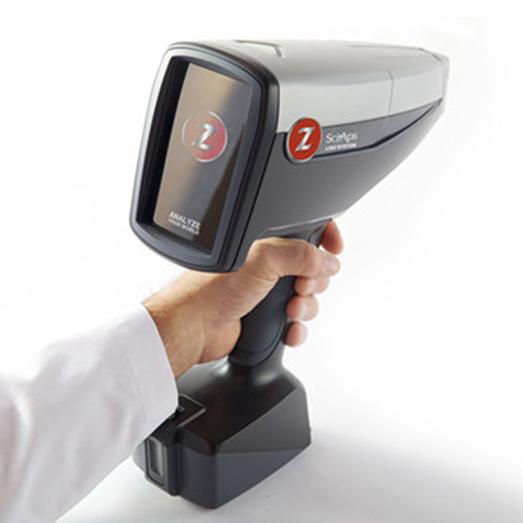 手持式全元素激光光谱仪