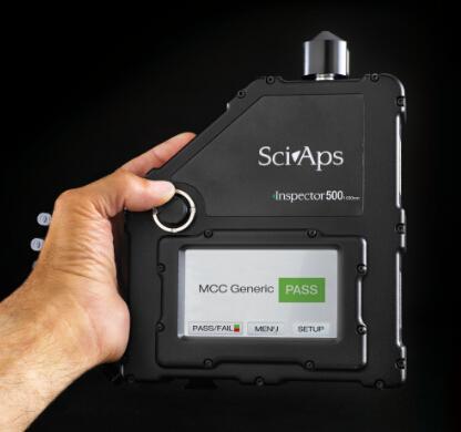 美国SCIAPS便携式拉曼光谱仪