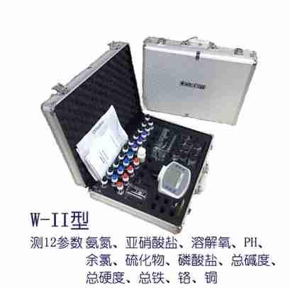 鱼塘水质检测仪,便携式多参数水质分析仪,余氯检测仪,水产养殖仪器鱼虾蟹氨氮溶解氧