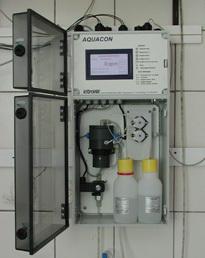 德国欧克Aquacon PO4-10在线磷酸根分析仪