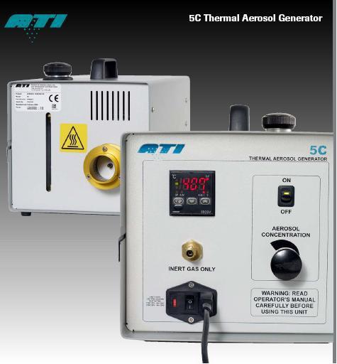 气溶胶发生器 热发TDA-5C