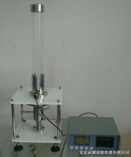 海绵泡沫塑料落球回弹测试仪
