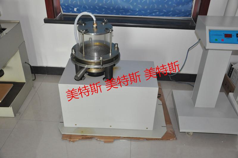 TSY-2土工布有效孔径测定仪(湿筛法)