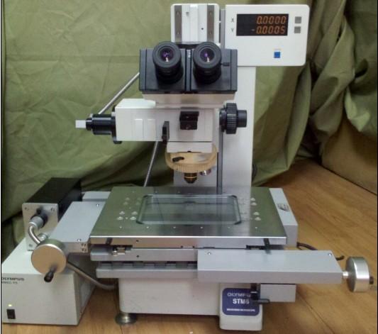 供应二手现货OLYMPUS 测量显微镜STM6上门检测维修厂家