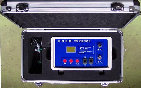 一氧化碳和二氧化碳监测仪