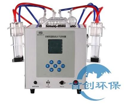 四路恒温恒流大气采样器SC-3000(S)型(生产专供)