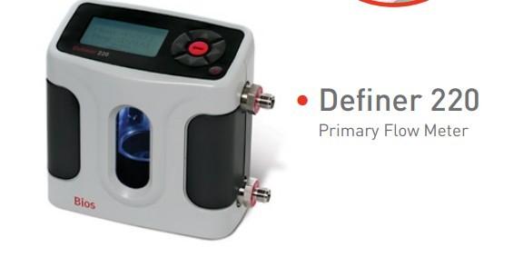 bios气体流量计Defender220L