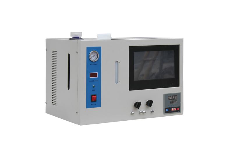 液化气中全组份分析气相色谱仪