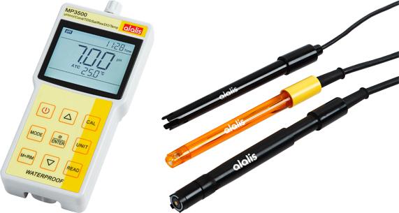 便携式pH电导率溶解氧仪厂家