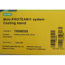 Mini-PROTEAN Tetra Cell Casting Stand & Clamps - 1658050
