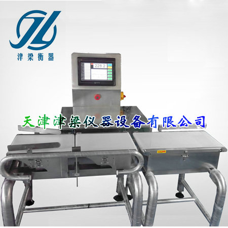 袋装果冻重量分选秤/重量检测仪/连续检重秤/在线检重称