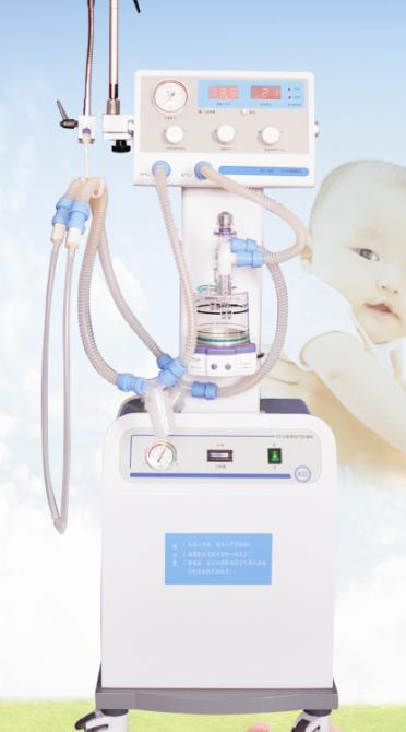 婴幼儿CPAP无创呼吸机