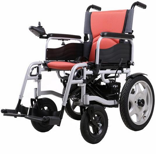 贝珍BZ-6401电动轮椅车