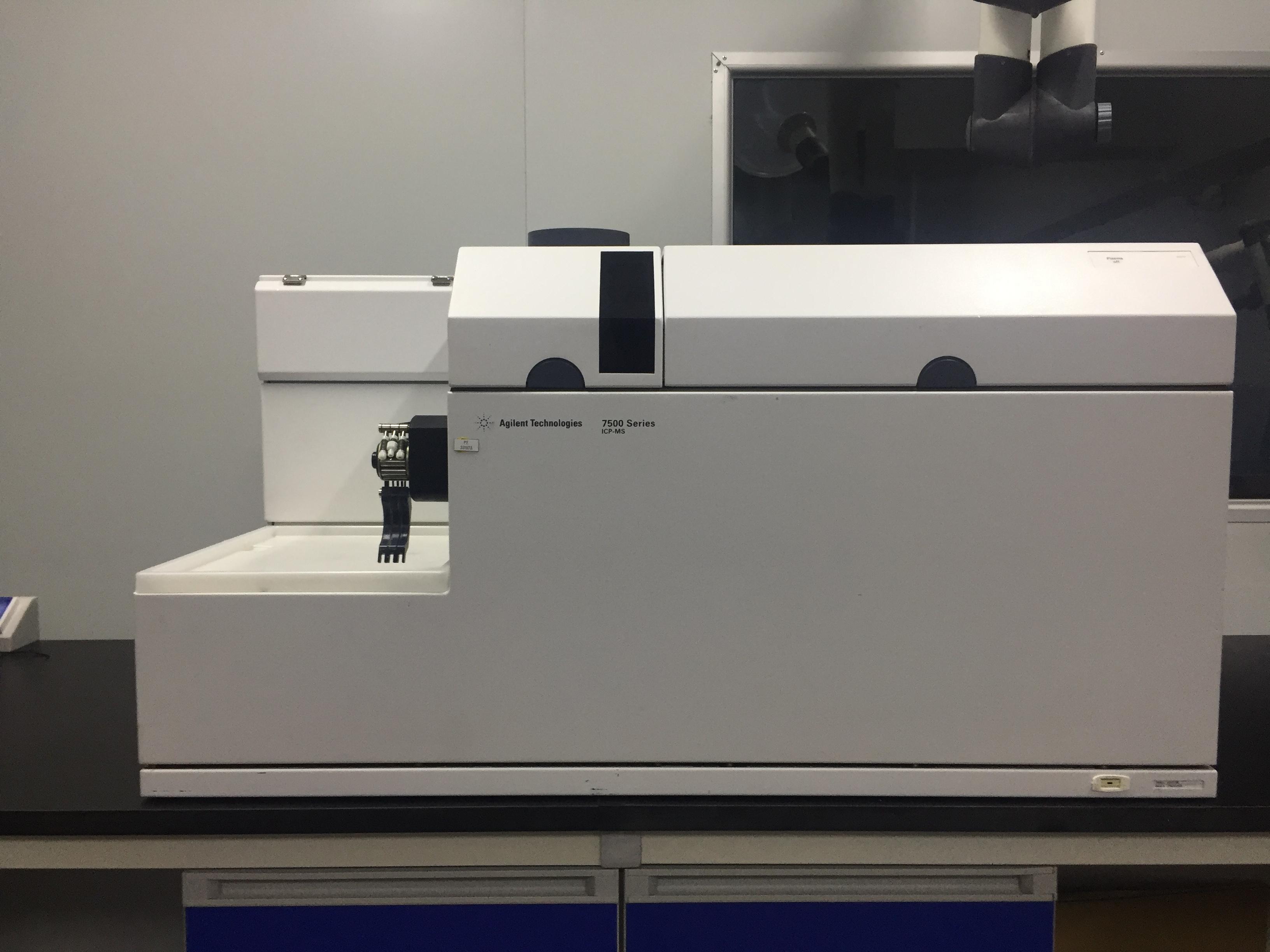 二手安捷伦7500 ICP-MS 电感耦合等离子体质谱