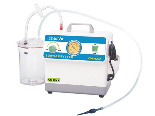 便携式废液抽取系统