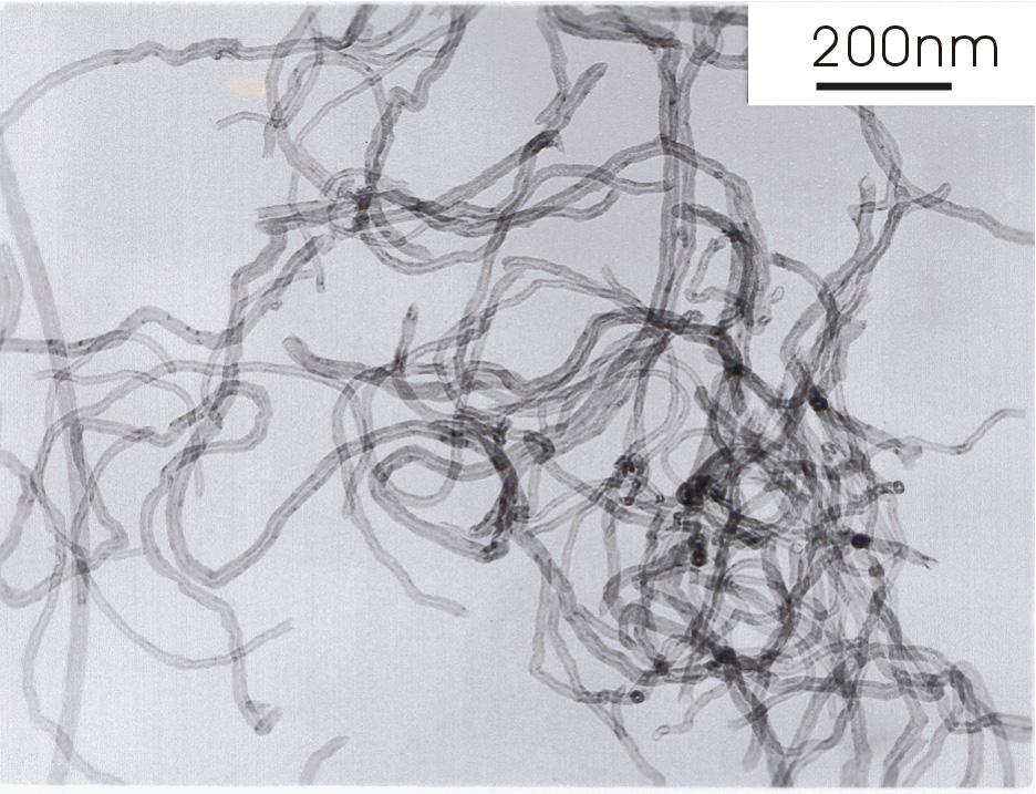 多壁碳纳米管(短) 30-50 nm