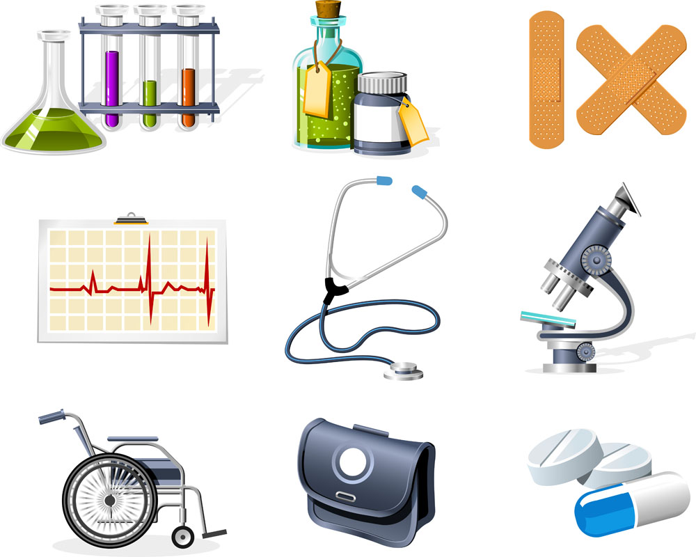 医学图片编辑绘制