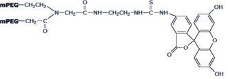 Y-FITC-40K  聚乙二醇衍生物/修饰剂