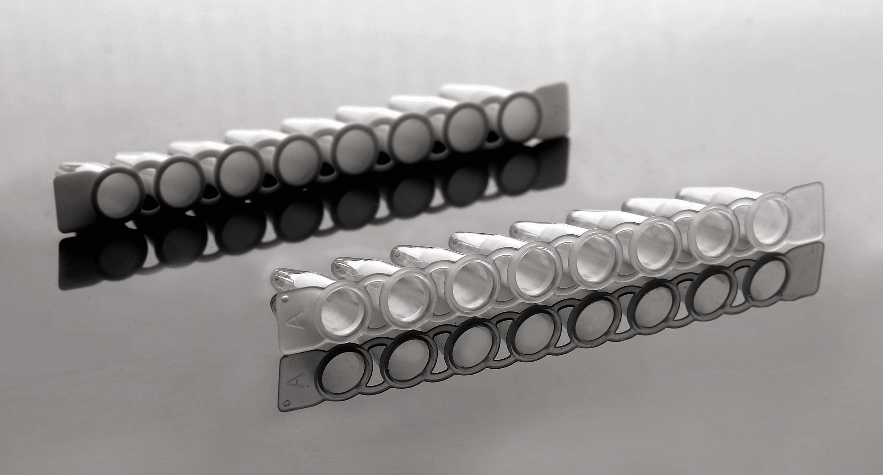 PCR八联管