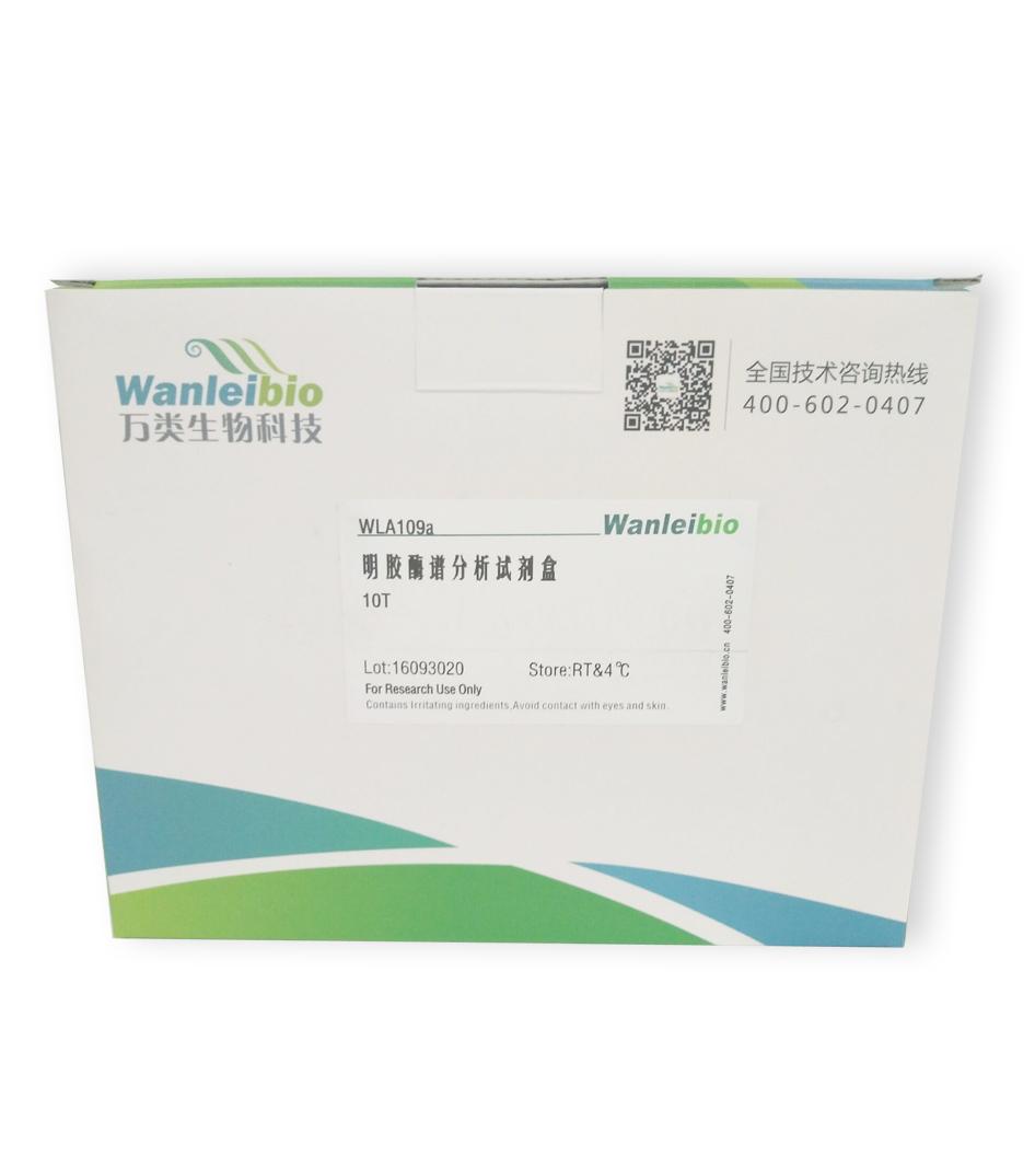 明胶酶谱分析试剂盒