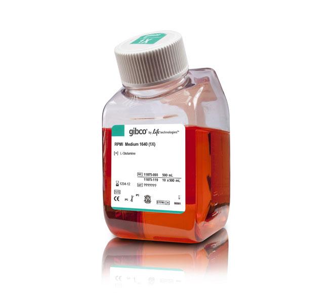 RPMI 1640,11875093,GIBCO培养基