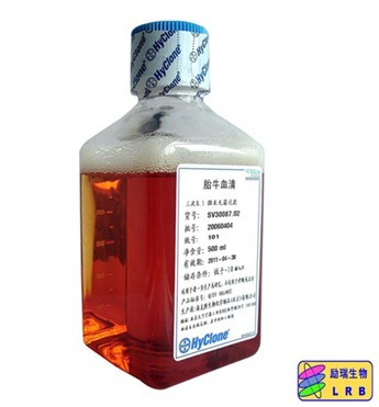 胎牛血清(南美) Hyclone  SV30087.02   500ml