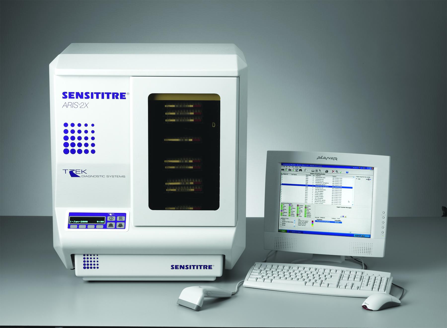 Thermo Scientific全自动微生物鉴定及药敏分析系统