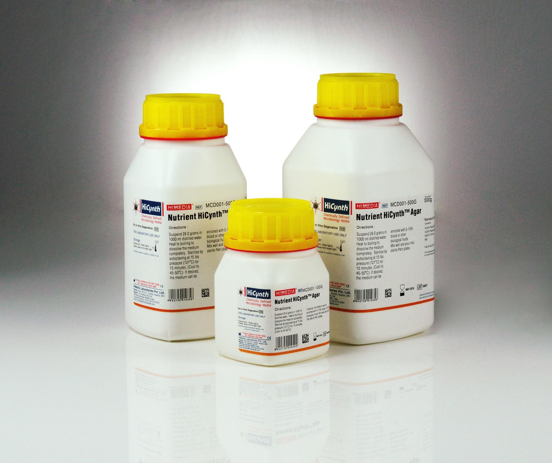 Hicynth™化学限定微生物培养基