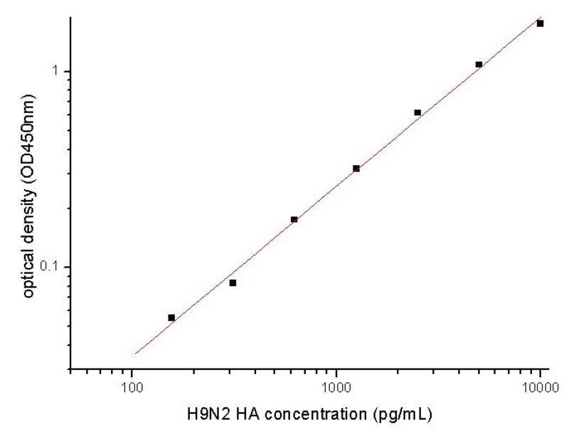 Antibodies-Online/Influenza A H9N2 Hemagglutinin / HA ELISA Pair Set/ABIN2010179/5 plates