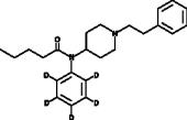 Bertin Pharma/Valeryl fentanyl-d5/19631/500 µg