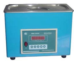 供应宁波新芝单槽式超声波清洗机SB-100D