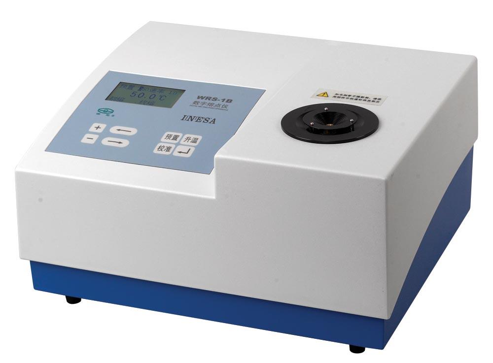 供应上海申光WRS-1B数字熔点仪