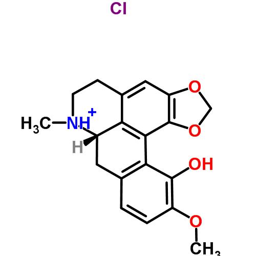 GoldBio/Bulbocapnine hydrochloride/B-920-5/5 g