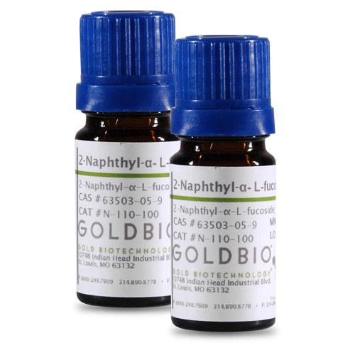 GoldBio/2-Naphthyl-α- L-fucopyranoside (β-Naphthyl-α-L-fucoside)/N-110-500/500 mg