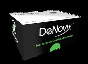 DeNovix Assay Kit transp