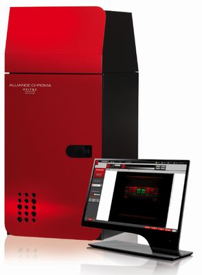 ChampChemi全自动化学发光/多色荧光/凝胶成像系统