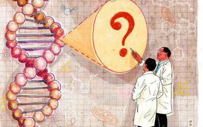 多位点变异混合基因检测标准品