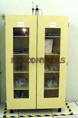 耐强酸碱腐蚀聚氯乙烯PVC氮气柜 PVC干燥箱 PVC抗氧化柜