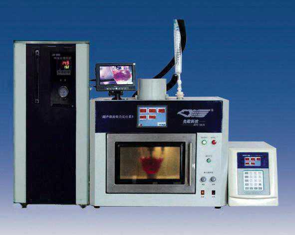 超声微波化学反应器SM500