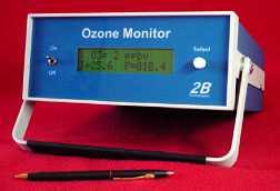 臭氧分析仪106